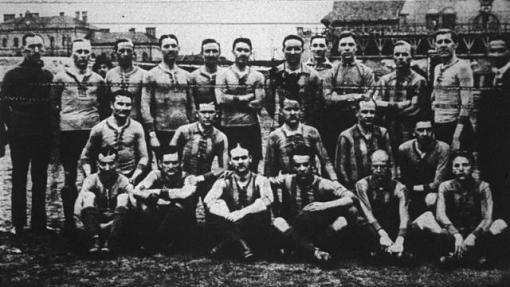 A MAC és a Törekvés csapata (1921)