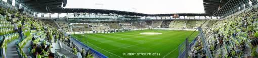 Az új Albert Stadion - ahogy szuper elképzeli - 2