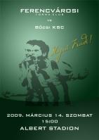 Yeovil plakátja